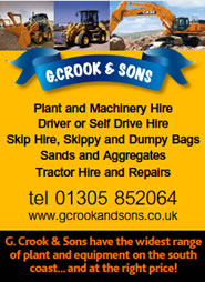 G Crook Plant and Machinery